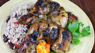 Simple Oven Jerk Chicken For Students And Busy People - Chris De La Rosa