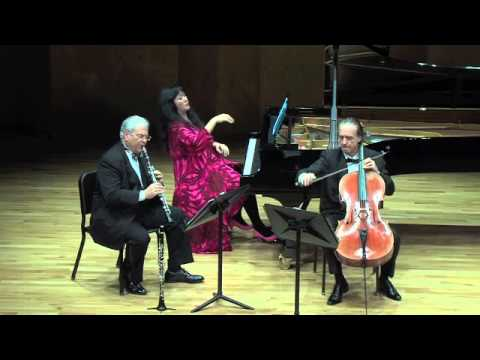 Bruch: From Eight Pieces, Op. 83 VI. Nachtgesang (Nocturne): Andante Con Moto