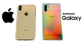 Gambar cover Should You Buy Apple or Samsung Fall 2019?