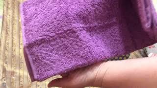 Небольшой обзор на полотенца