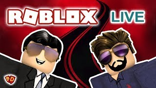 🔴 Roblox Live | Ultimate Driving and Jailbreak | Ben and Dad