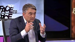 Komšić: Dobio sam ANP, ne dam HDZ-u Izborni zakon, Nenadić premijer - briga me za 3 milijarde!