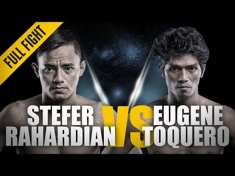 ONE: Full Fight | Stefer Rahardian vs. Eugene Toquero | Perfect Record | April 2017 Mp3