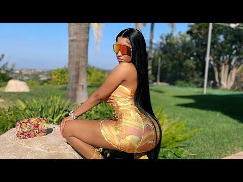 Nicki Minaj MegaMix (2020)