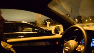 audi a4 225 hp vs mercedes e350 4matic 306 hp