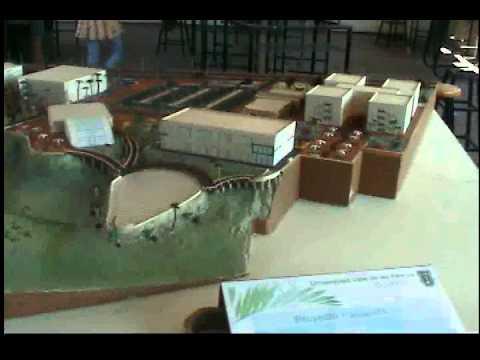 Uabc campus valle de las palmas proyecto paisajista Arquitectura y diseno uabc