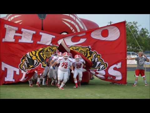 2015-16 Hico High School Sports Banquet