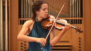 """Jennifer Curtis - """"Airs in Romanian Folkstyle for solo violin"""" by George Enescu"""