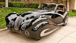 1936 Delahaye 135 Competition Court!