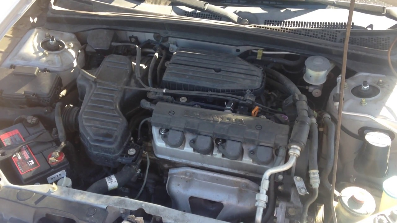 How To Check The Power Steering And Brake Fluids On A 2002 Honda