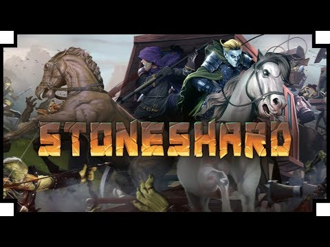 Stoneshard - (Open World Roguelike RPG)