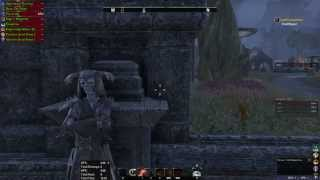 How to reset you're Skill/Attribute Points in Elder Scrolls Online (Ebon Heart Pact)