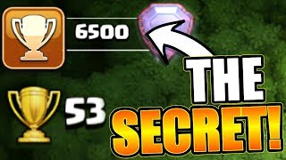 THE SECRET STRATEGY ALL TOP PLAYERS ARE USING!? - Clash Of Clans