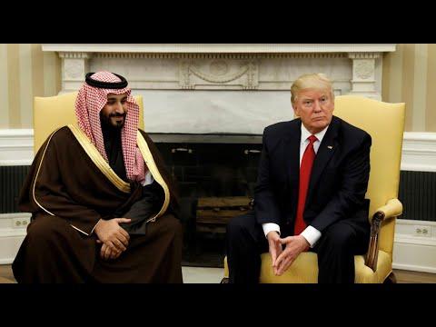 أخبار عربية - #ترامب يهنىء الأمير #محمد_بن_سلمان على ولاية العهد  - نشر قبل 2 ساعة
