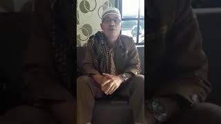 Himbauan pasca pemilu damai oleh Ketua MUI Desa Ciherang Kec Pacet