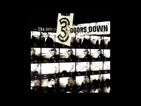 3 Doors Down Kryptonite (HQ HD Audio)
