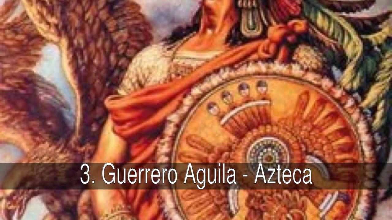 Tipos De Guerreros Míticos En La América Pre Colombina Youtube