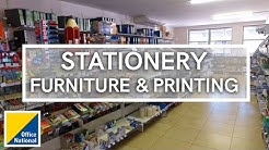 Stationery, Furniture & Printing - West Coast Office National