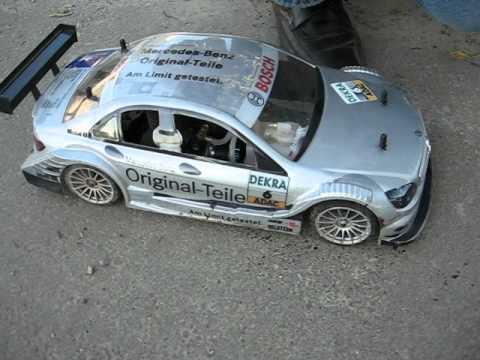 AMG Mercedes C-Class DTM 2008 (NITRO - DVS)