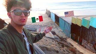 Llego al LIMITE de la frontera de DONALD TRUMP HotSpanish Vlogs