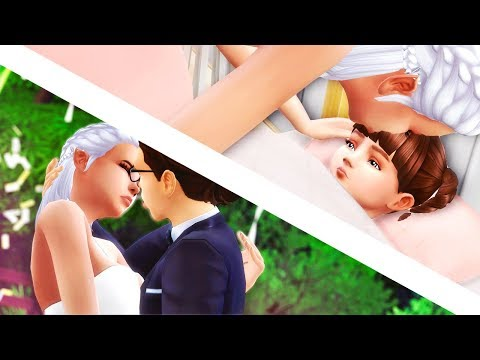 HERE COMES THE BRIDE 👰🏼 // The Sims 4: Cats & Dogs #16