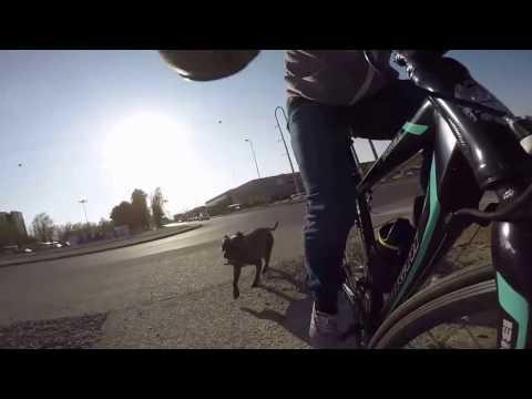 Daily Ride cap 1- Enea, Pudahuel, Chile - GoPro