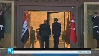 تراشق بالاتهامات وحرب تصريحات تهدد العلاقات التركية العراقية