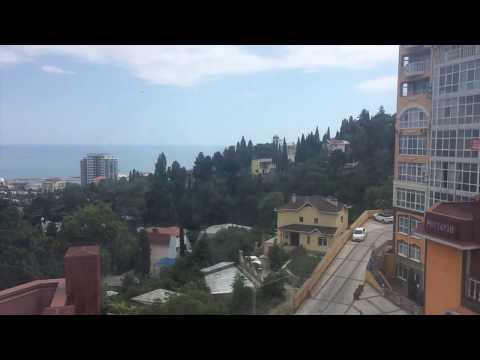 Продажа четырёхкомнатной квартиры в Ялте (ЖК Дарсан-Палас)