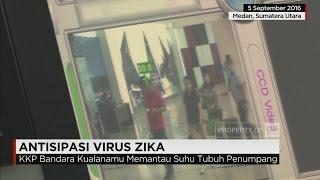 Waspada Penyebaran Virus Zika di Indonesia.
