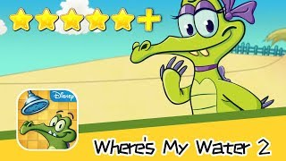 Where's My Water? 2 Chapter 5 Level 108 Walkthrough All Levels 3 Stars! Recommend index five stars+