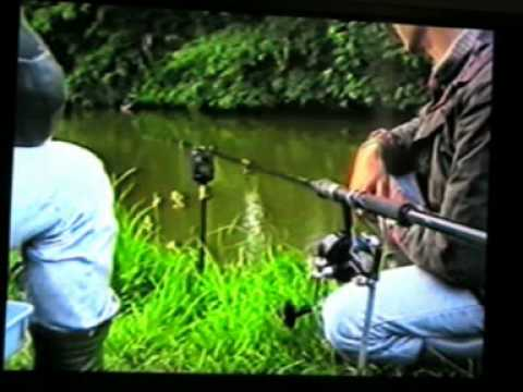Eel Fishing on Canals with Dave Holman