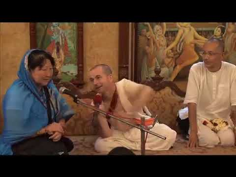 Lecture on Glories Of Mother Ganges by HH Radhanath Swami ISKCON Chowpatty - Part 03