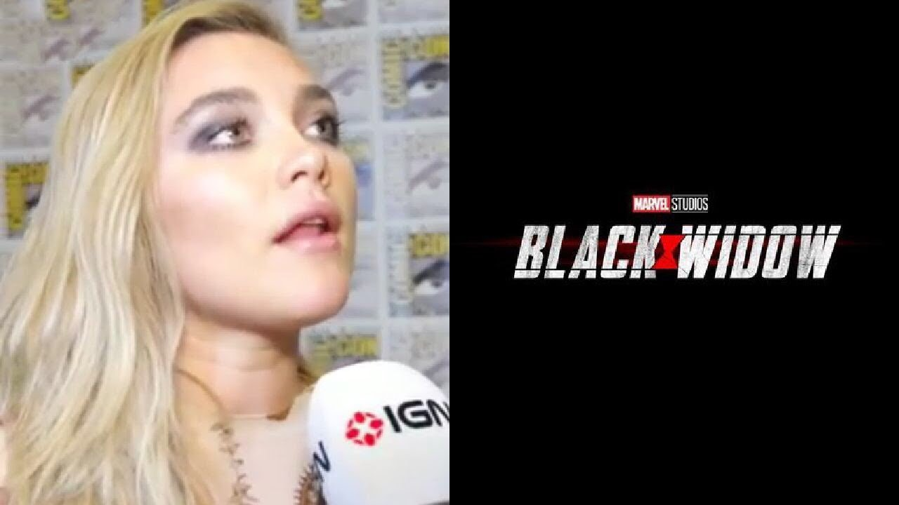Black Widow S Florence Pugh Clears Up On Her Role As Yelena Belova