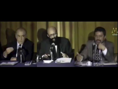 4o Debate Presidencial de 1994 - Dr. Enéas Carneiro - TV Manchete - Carlos Chagas
