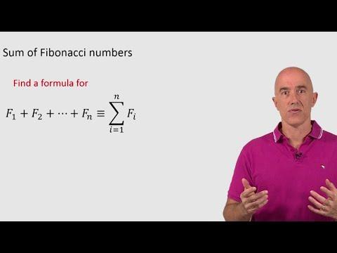 Sum of Fibonacci numbers