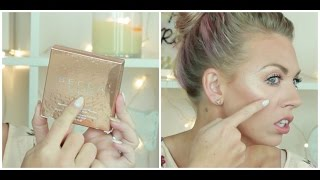 BECCA x Jaclyn Hill Champagne Pop ♡ Review & Demo