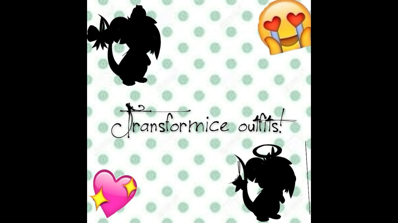 Transformice/Miceforce Outfits! (Boy&Girl) by CaleyGotTheCheese