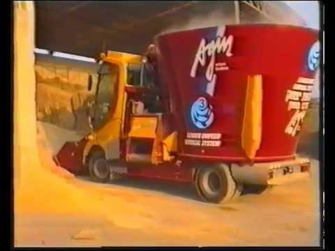TIZIANO FACCIA 1993: In Israele con la sua AG.M.