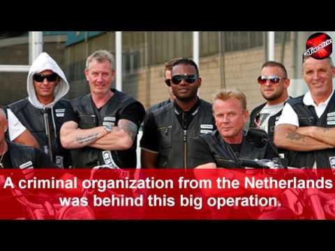717 Kilos of Cocaine Found by Hamburg Zoll Worth 145 Million euros
