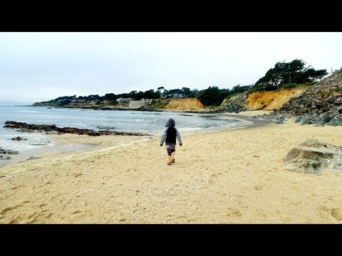 Escaping the Heat / Moss Beach, CA