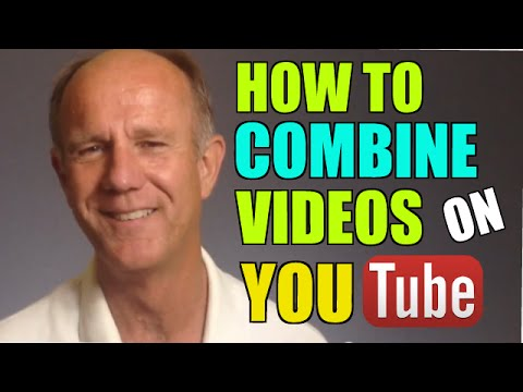 How To Combine YouTube Videos Using The YouTube Video Editor