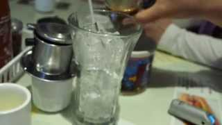 Dot Com Pho - How To Make Real Ice Coffee Edition