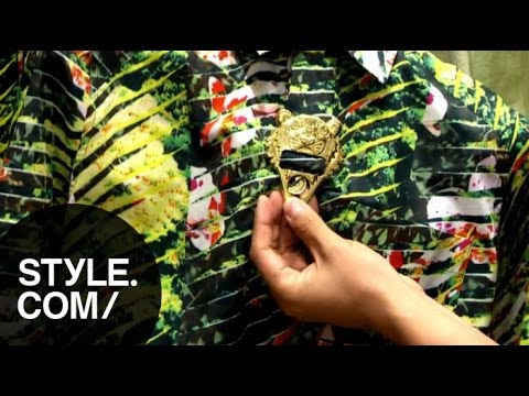 Style Sessions: Kenzo's Carol Lim and Humberto Leon