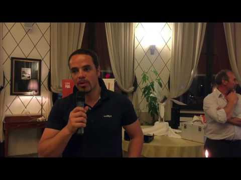 Peter fill al panathlonforli racconta la sua vittoria a kitzbuhel