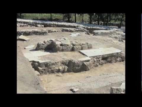 BATHONEA kazısı  Küçükçekmece .   Murat Öztürk