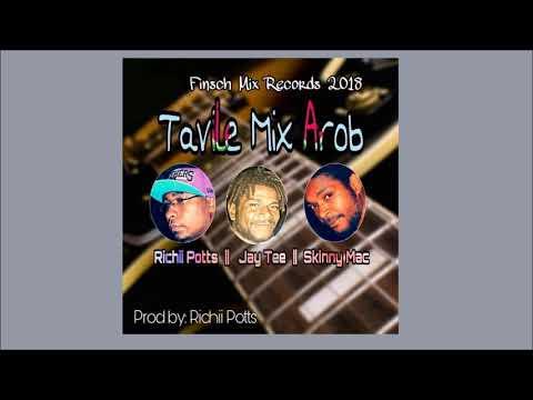 Richii Potts x Jay Tee x Skinny Mac - Tavile Mix Arob