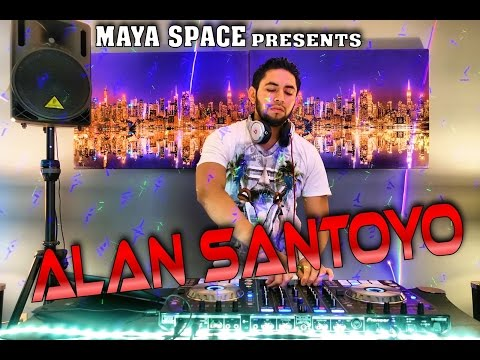 ALAN SANTOYO - BOMBA Radio Show#8 TOP 40...
