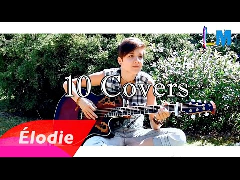 Élodie Martelet – 10 Covers