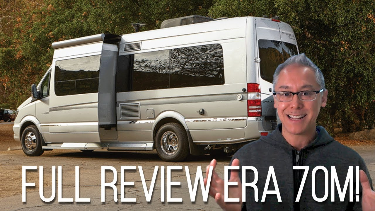 Full Review 2018 Winnebago Era 70m The Only Class B With A Slideout And Dry Bath Youtube