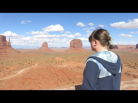 America #8 - Monument Valley Navajo Tour